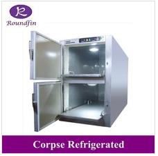 Mortuary Undertaker's 2 Corpses Cold Storage, Corpse Freezer, 6 Bodies Refrigerator, Hospital Freezer, Mortuay Freezer