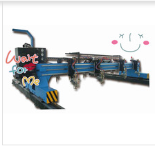 CNC plasma cutting machine with high cutting efficiency