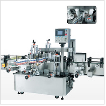 Flat and Round Bottle Label Machine, Multi Functional Labeling Machine