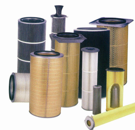 Filter Element Dust Collector Air Filter Cartridge