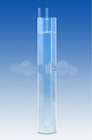 high purity quartz glass tube for vertical furnace
