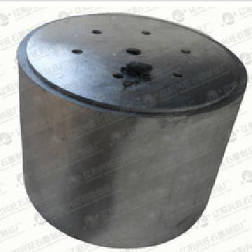 Graphite heat insulation material