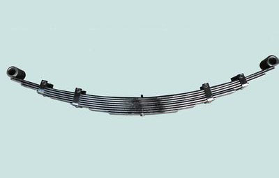 Automatic Leaf Spring for Single Person Car