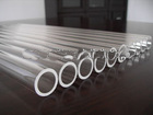 High Temperature Fused Quartz Glass Tubing