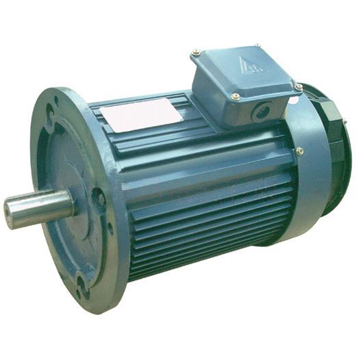 mining variable frequency high speed traction motor for locomotive