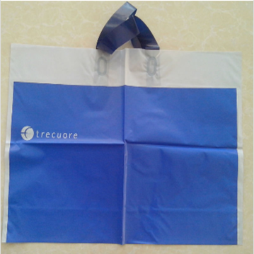 Printed shopping plastic bags