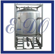 high precision industrial stainless steel tank