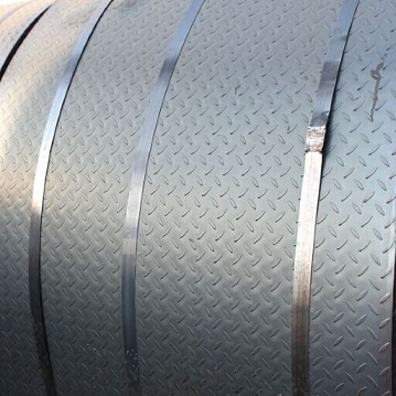 BV Certificate ABS Certificate hot rolled pattern Checkered Steel Coil