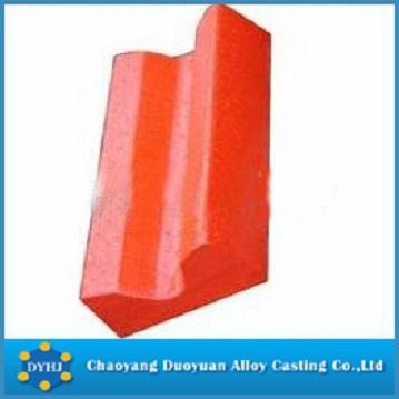 high manganese liner