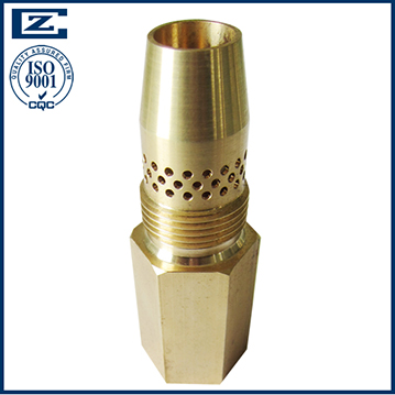 Dalian zhicheng cnc made screw machining part