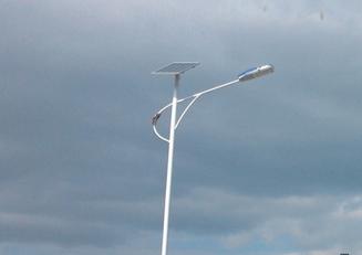 Solar street lamps