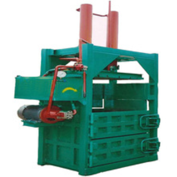 FU125 Full automatic hydraulic cotton bale press machine