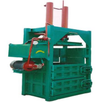 FU125 Full automatic hydraulic cotton bale press machine