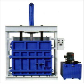SFU110C Full automatic hydraulic cotton bale press machine