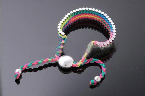 friendship bracelet,colorful friendship bracelet.hand knitting link .hand making,craft.100