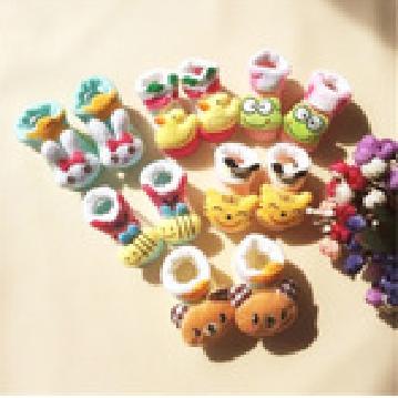 Baby Cartoon Socks Doll Socks Wholesale Three-dimensional Cartoon Socks