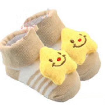 Hot sale lovely baby doll socks