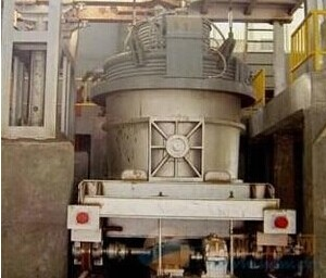Intermediate frequency furnace