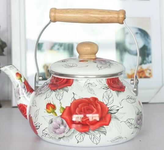Enamel kettle