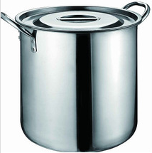 stainless steel cooking pot for outdoor amusement OEM