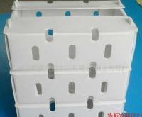 Corrugated Fruit Box, Folding Plastic Fruit Box, Coroplast Box