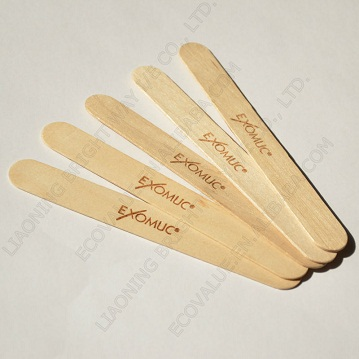 Wooden Tongue Depressors With Customized Logo