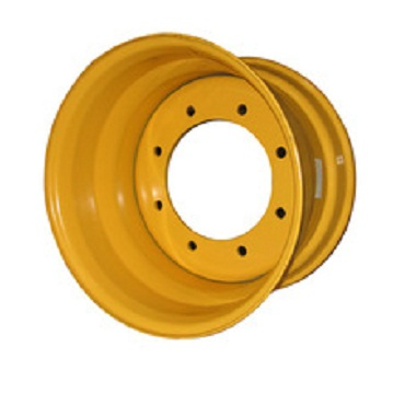 Steel Material for Construction Machinery Wheel
