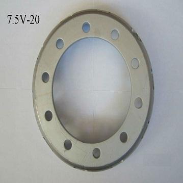 Truck Wheel Spoke-7.50V-20