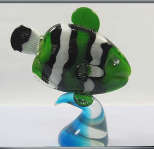 gift colored glass craft