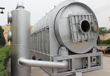 Newest design plastic processing system to get oil
