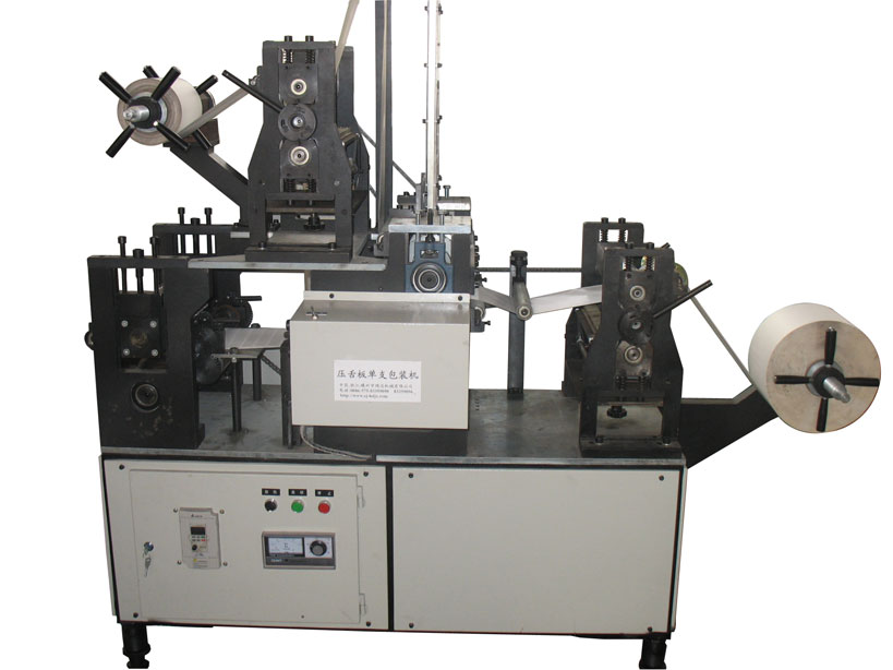 Tongue Depressor Packing Machine