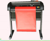 gold supplier igoldencnc vinyl cutting plotter IGP720 with contour cutter