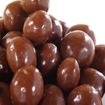 Freshly roasted Chocolate Peanuts