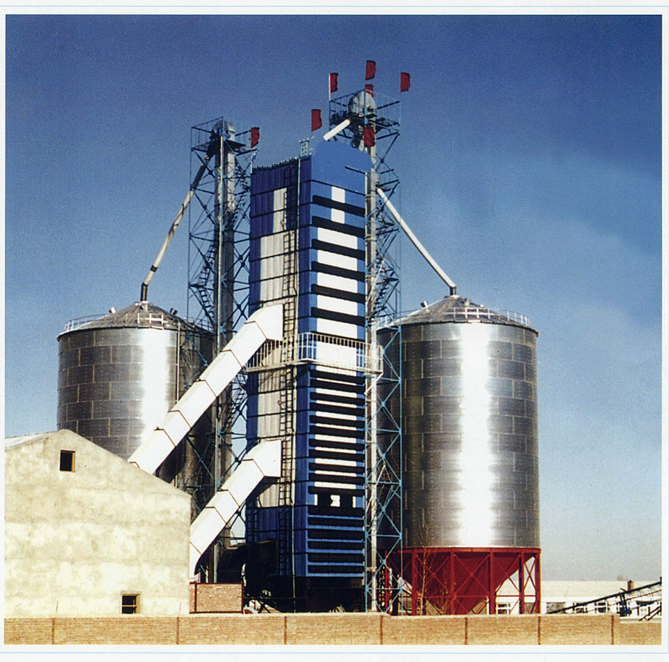 THL Grain Dryer