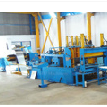Power distribution transformer radiator service machinery