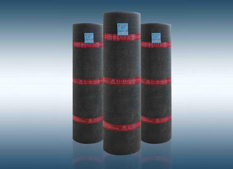 Bridge base modified asphalt waterproofing materials