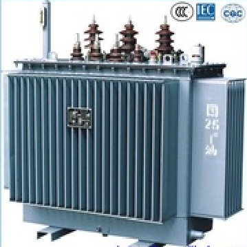 Outdoor type oil immersed distribution transformer