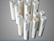 ceramic porous ceramic tube laminated ceramic fiber tube