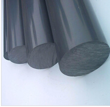 High Quality Grey Solid PVC ROD