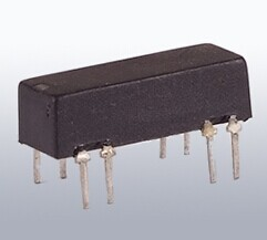 Dry reed relay