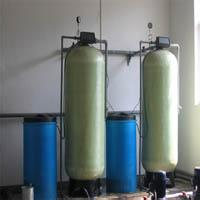 Boiler water softener equipment automatic water plan