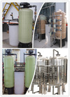 Industrial automatic water softener equipments for water treatment systems
