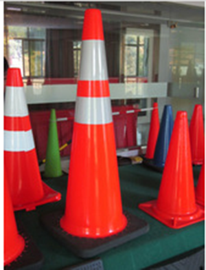 Good quality cheap price PVC traffic cone