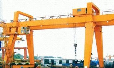 Double beam cast eot cranes overhead crane