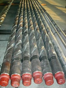 oil well drill collar-oilwell drilling equipment parts