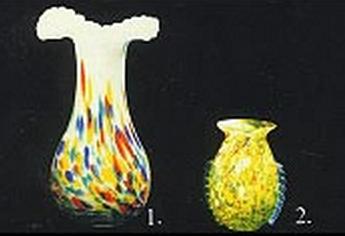 Krosel Vase, Metal Stand Vase