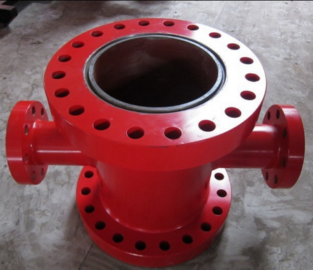 oil drilling and producting system api 6a drilling spool