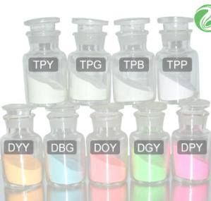 Phosphorescent pigments powder,phosphoric pigments,glow in dark pigment