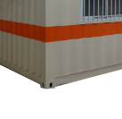Container Office For China Nuclear Power Plant