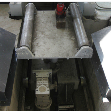 Hydraulic Up-coiler Device for steel drum making machine